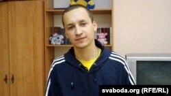 Украінец Алег, уцякач з Харкава