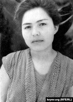 Musfire Kerimova. 1958 senesi. Qoranta arhivinden alınğan foto