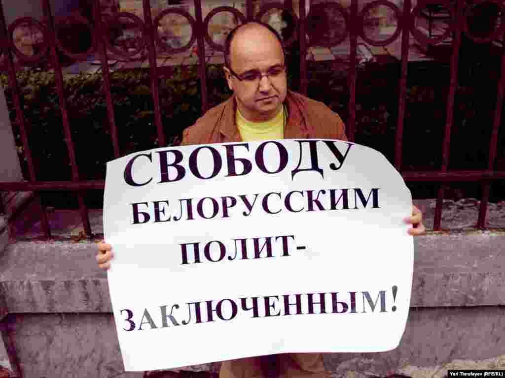 """Владимир Варфоломеев, журналист """"Эхо Москвы"""""""