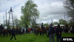 Петровкадагы тополоң. 26-апрель, 2009-жыл.