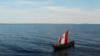 Галерууспешно испыталина Онежском озере в верфи «Варяг»
