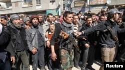 Сирійські повстанці, ілюстраційне фото