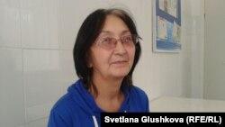 Балқаштық адвокат Зинаида Мухортова
