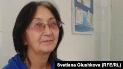 Зинаида Мухортова, қудалауға ұшыраған адвокат.