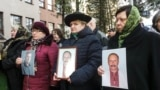 Commemoration of Heavily hundred, Kyiv, 20Feb2019