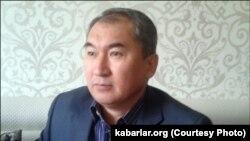 """Насирбек Алмаматов. Сүрөт """"Фергана"""" сайтынан алынды."""