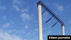 Самарқанд шаҳри ва туманини электроэнергия билан таминлайдиган трансформатор ёниб кетгани иддао қилинмоқда