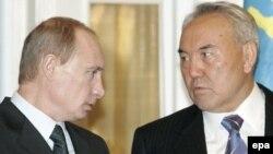 Коршиносон мегӯянд, Путин барои Назарбоев аз раҳбарони кишварҳои осиёивӣ дида наздиктар аст.