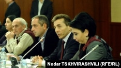 На встрече обсуждался широкий спектр вопросов, касающихся внутренней политики