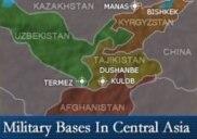 Central Asia -- oil pipeline