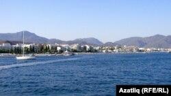 Курортный город Мармарис в Турции. Иллюстративное фото.