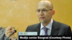 Ognjen Pribićević, foto: Medija centar Beograd