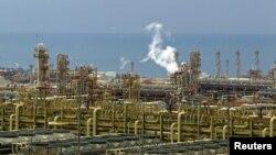 Иранның газ кәсіпорны. 27 қаңтар 2011 жыл. (Көрнекі сурет)