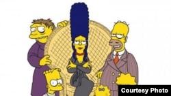 شخصیت های خانواده سیمسون شامل پدر مادر و سه فرزند می باشد. تمامی آنها آدم هایی به رنگ زرد هستند با چشمان درشت از حدقه در آمده.