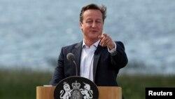 Will Britain's Prime Minister David Cameron call out Kazakh President Nursultan Nazarbaev?