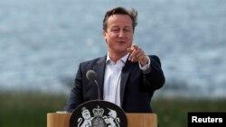 Kryeministri britanik, David Cameron (foto arkivi)