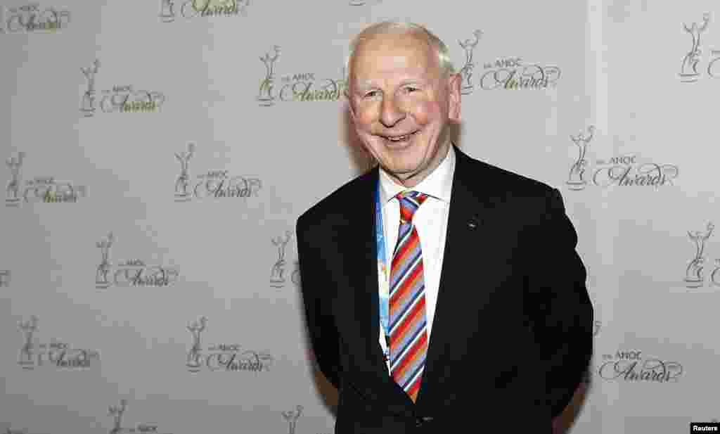 Corruption surfaced at the Olympics when International Olympic Committee member Pat Hickey, of Ireland, was arrested and jailed by police for scalping tickets. (file photo)