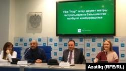 Сулдан уңга: Дамира Сәетова, Илдар Хәйруллин, Илдар Хаҗиев, Резидә Фәхруллина