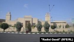Маркази исмоилиҳо дар Душанбе