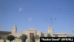 Маркази исмоилиҳо дар шаҳри Душанбе
