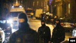 Бельгияда террорчиларга қарши амалиёт пайти.