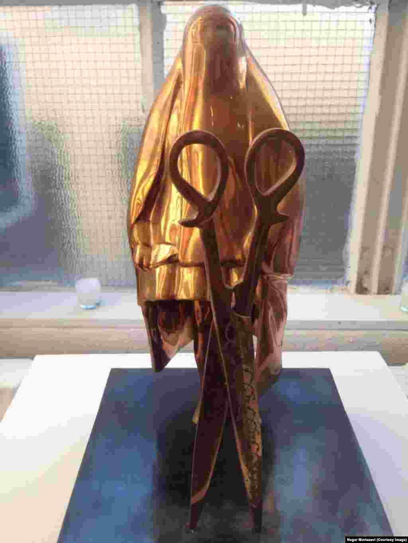 USA--Iranian artists in New York