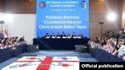 Достигнутые Турцией и Азербайджаном договоренности сегодня обсуждали на проходящей в Тбилиси 26-й встрече в рамках министериала Европейской энергетической хартии