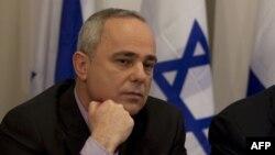 یووال اشتاینیتز، وزیر انرژی اسرائیل