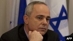 Представник уряду Ізраїлю Юваль Штайніц