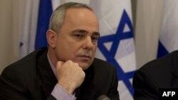 یووال اشتاینیتز، وزیر اطلاعات اسرائیل.