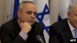 یووال اشتاینیتز، وزیر اطلاعات و راهبردی اسرائیل.
