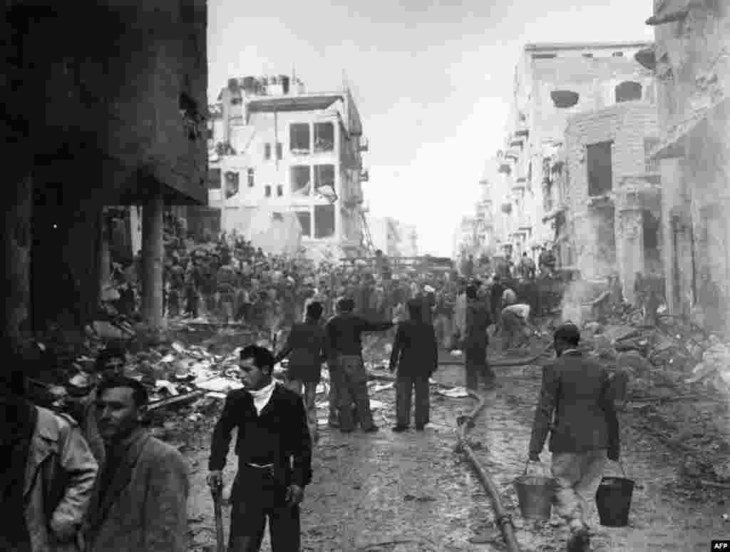 Від вибуху на вулиці Бен Єгуда в центрі Єрусалима загинуло, за різними даними, від 46 до 58 людей
