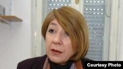 Слаѓана Тасева, претседател на Транспарентност Нулта Корупција