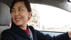 Москвада 4 яшар қизи билан ёлғиз қолган аёл таксистлик қилмоқда