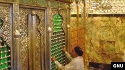 مقبره دانیال نبی در شوش از جمله آثاری است که نسبت به تخریب های انجام گرفته در آن اظهار نگرانی شده است. (عکس: GNU)