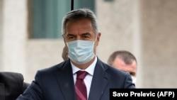 Президент Черногории Мило Джуканович.