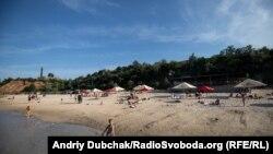 Авдеевский песчаный карьер, июнь 2018 года