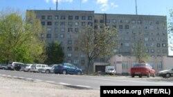 Інтэрнат па вуліцы Панковай, 58 у Ваўкавыску