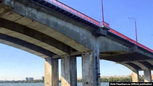 Міст у Дніпрі