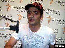 Elxan Qaraqan Azadlıq Radiosunda, 2010