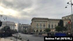 Ultima dimineață la București a Regelui Mihai
