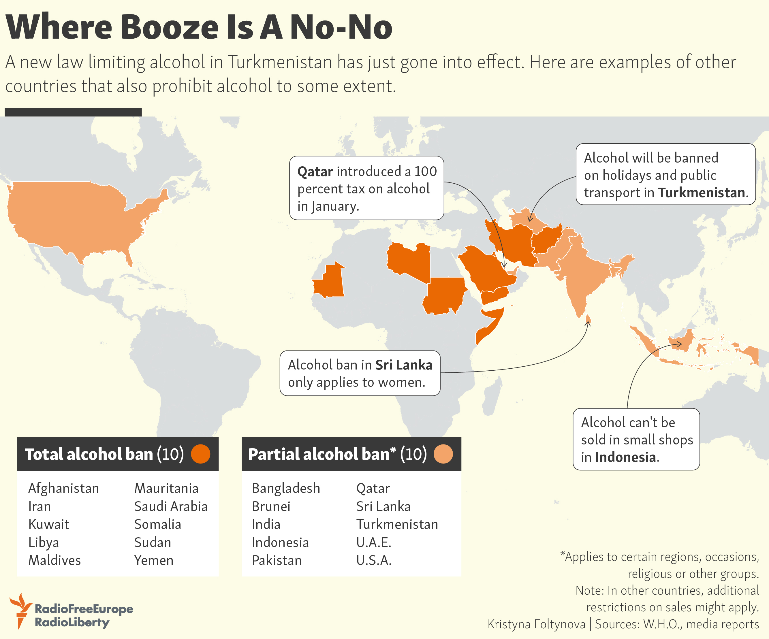 Where Booze Is A No-No on map of the gambia, map of malaysia, map of norway, map of angola, map of africa, map of swaziland, map of tunisia, map of middle east, map of bahamas, map of ethiopia, map of morocco, map of somaliland, map of afghanistan, map of sudan, map of nepal, map of niger, map of yemen, map of kenya, map of burundi, map of tanzania,
