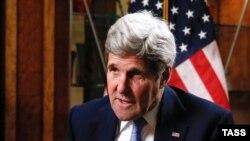 John Kerry, državni sekretar SAD