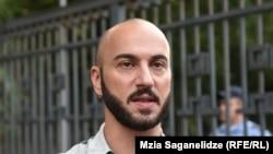 Журналист Габуния Георгий