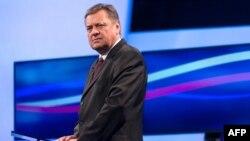 Мэр Любляны Зоран Янкович