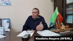 Социолог Алексей Коновалов. Семей, 19 ноября 2019 года.