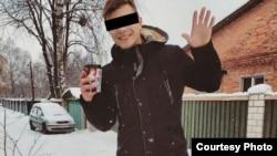 17-гадовы юнак, які ўчыніў суіцыд