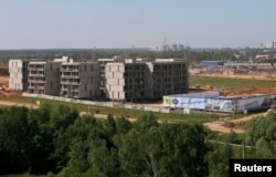 Инновационный центр в Сколково