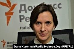 Юлия Абибок, журналистка издания «Остров»