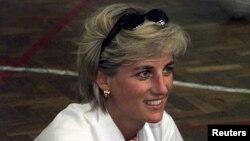 Princeza Diana u Bosni i Hercegovini, 1997.